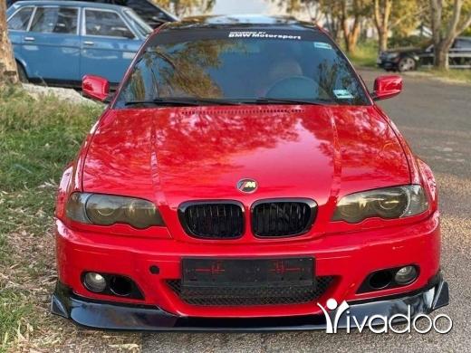 BMW in Amioun - Bmw e46 manual