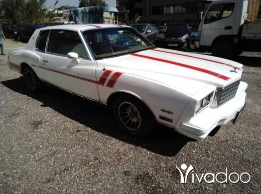 Chevrolet in Beirut City - Chevrolet montecarlo