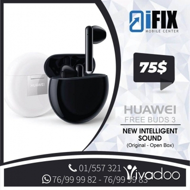 Other Goods in Haret Hreik - Used HUAWEI freebuds 3
