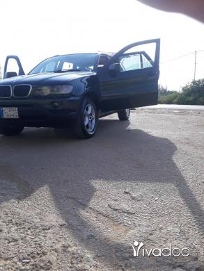 BMW in Tripoli - X5. 2001 ألماني شركة لبنانية