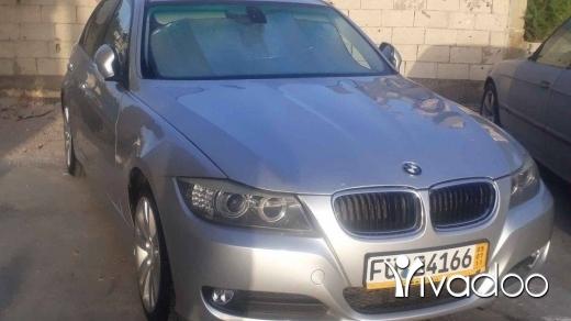 BMW in Tripoli - BMW E90