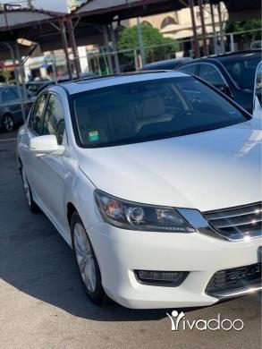 Honda in Tripoli - Honda Accord 2014
