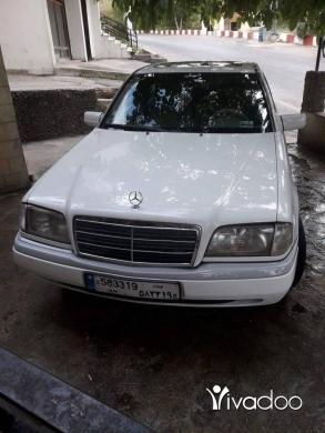 Mercedes-Benz in Halba - مرسيدس س ٢٣٠