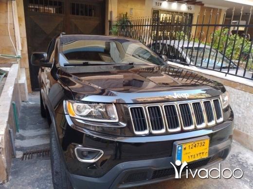 Jeep in Beirut City - سيارة Jeep