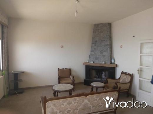 Apartments in Harissa - شقة مع منظر خلاب لقطة للبيع في حريصا