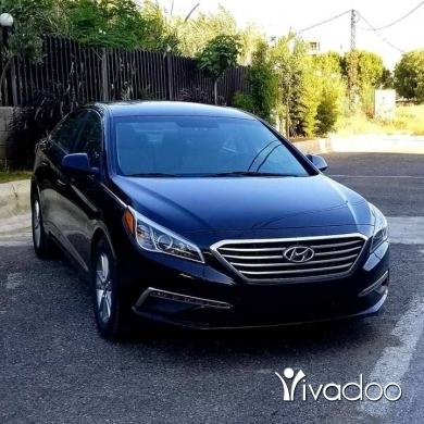 Hyundai in Tripoli - Hyundai sonata 2015
