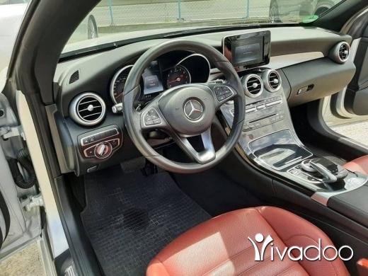 Mercedes-Benz in Beirut City - Mercedes-Benz C 250 Convertible