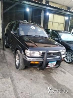Nissan in Akkar el-Atika - باثفندر موديل ٩٨