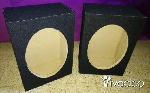 Car Parts & Accessories in Saida - MDF Speaker Boxes