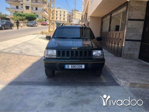 Jeep in Majd Laya - غراند. شروكي. فوريل