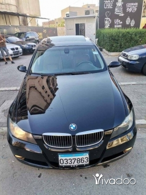 BMW in Tripoli - Bmw e90  Model 2006