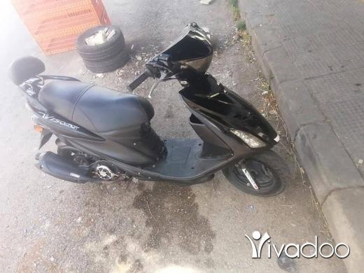 Motorbikes & Scooters in Tripoli - مكنة نضيفة دايرة
