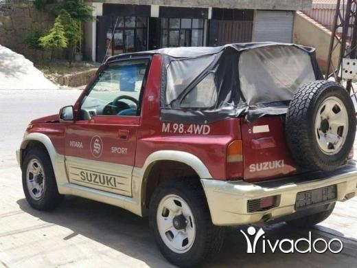 Suzuki in Akkar el-Atika - Vitara 1998