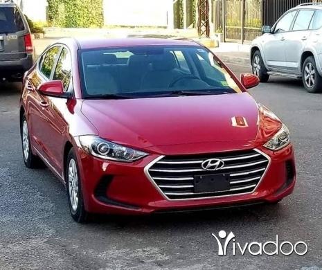 Hyundai in Tripoli - Hyundia Elantra 2017
