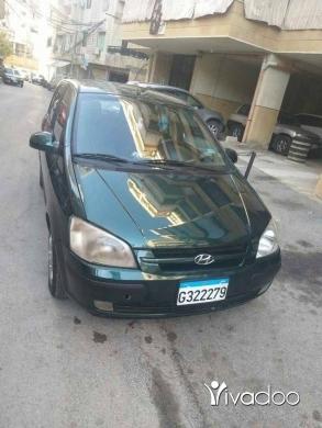 Hyundai in Beirut City - Hundai Getz 2005