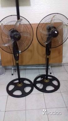 Appliances in Ain Saadeh - مروحتين عمودية