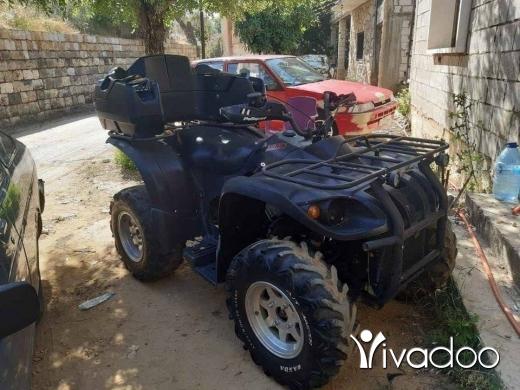 Motorbikes & Scooters in Tripoli - Atv jackwar