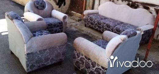 Home & Garden in Akkar el-Atika - صالون اربع قطع