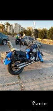 Motorbikes & Scooters in Tripoli - moto honda steed 400cc full look