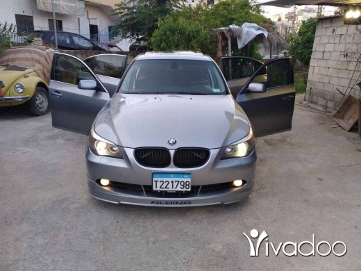 BMW in Ketermaya - Bmw 530 E60 Moel 2004