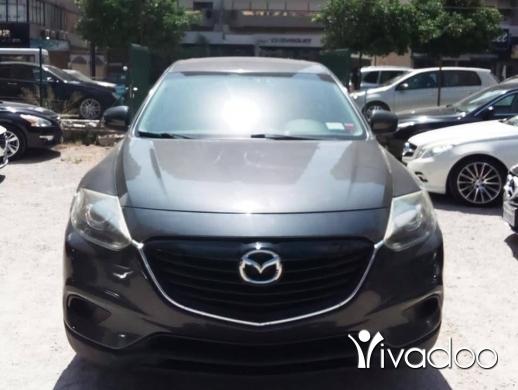 Mazda in Tripoli - CX9 2013