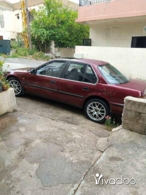 Honda in Akkar el-Atika - هوندا موديل ٩٠