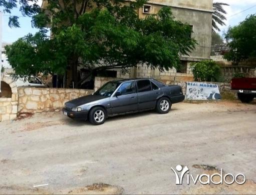 Honda in Nabatyeh - هوندا اكورد أوتوماتيك موديل 89