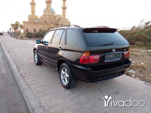 BMW in Tripoli - 2001موديل x5