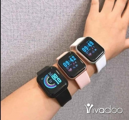 Clothes, Footwear & Accessories in Beirut City - Smart watch d20