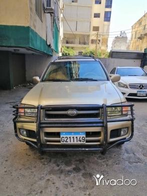 Nissan in Beirut City - nissan pathfinder LE