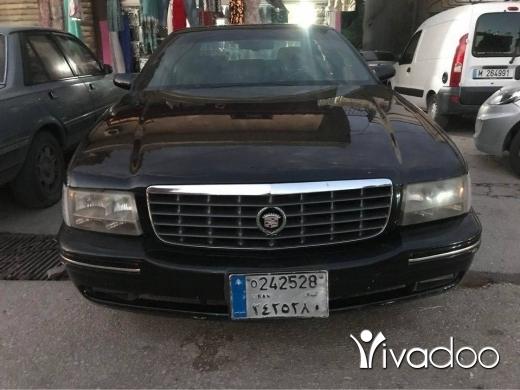 Cadillac in Mjadel - Cadilac deville 1997