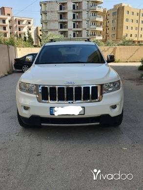Jeep in Tripoli - Cherokee Laredo