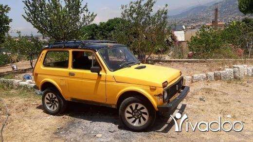 Lada in Amioun - Lada model 80