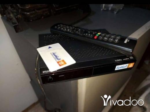 TV, DVD, Blu-Ray & Videos in Aramoun - رسيفر مبرمج مع كرت الاقنيه الرياضيه