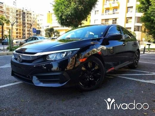 Honda in Sin el-Fil - 2016 HONDA CIVIC SPORT PKG