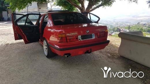 BMW in Sarba - bmw 525 24 sbab 1992