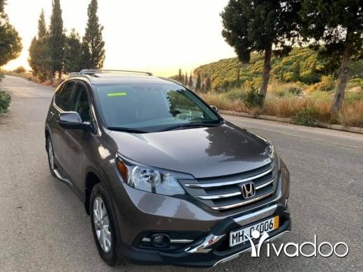 Honda in Tripoli - Honda crv exl 2014