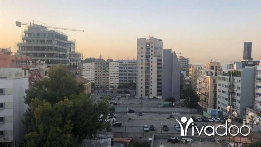 Other real estate in Beirut City - شقة للبيع الباشورة مطلة عالسوليدير