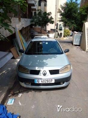 Renault in Zgharta - renault megane model 2004