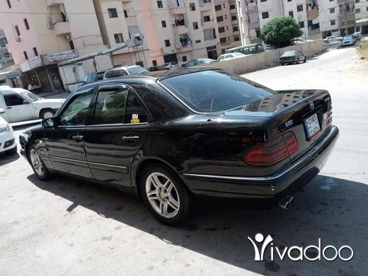 Mercedes-Benz in Tripoli - Mercedes ام عيون 320
