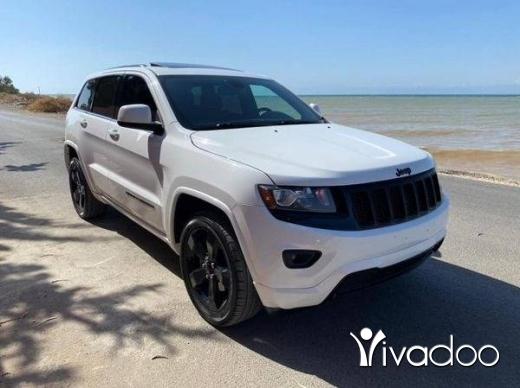 Jeep in Tripoli - Grand Cherokee 2014