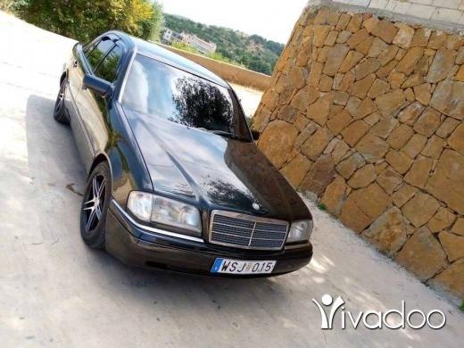 Mercedes-Benz in Akkar el-Atika - Mercedes  C220 l 95