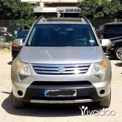 Suzuki in Tripoli - سوزوكي XL7