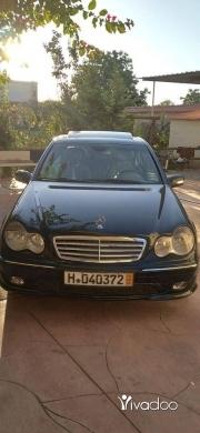 Mercedes-Benz in Minieh - سيارة مرسيدس c230 موديل ٢٠٠٥