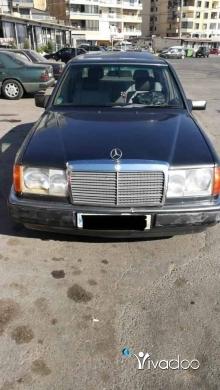 Mercedes-Benz in Tripoli - ٣٠٠ موديل ٨٨
