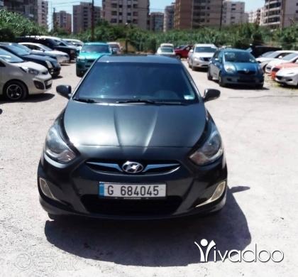 Hyundai in Tripoli - Hyundai accent