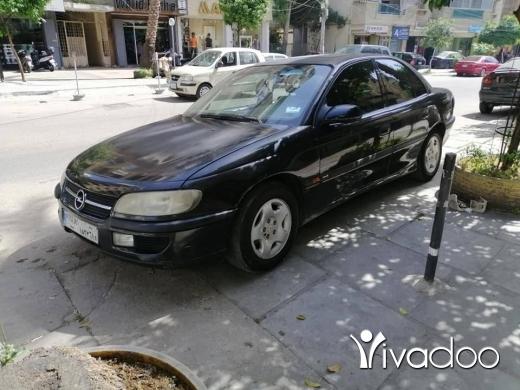 Opel in Tripoli - Opel omega model 95