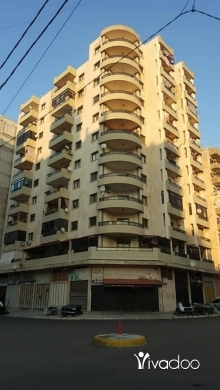 Apartments in Tripoli - شقة للبيع خلف مفرق الهوندا
