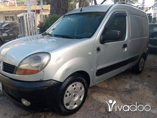 Renault in Aley - Kangoo 2005