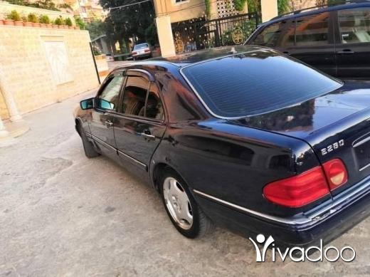 Mercedes-Benz in Memneh - E280 v6v1997 super clean